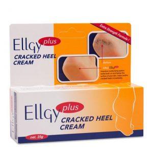 Kem làm ẩm da gót chân Ellgy Plus Cracked Heel Crem (25g)