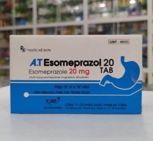 A.TESOMEPRAZOL 20Mg H/100v