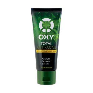 OXY TOTAL ANTI-ACNES T/100g Tinh chất trà xanh .Sạch mụn kháng khuẩn ,dịu da.