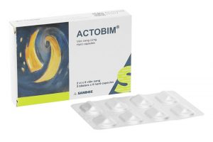 ACTOBIM H/16V .Men vi sinh